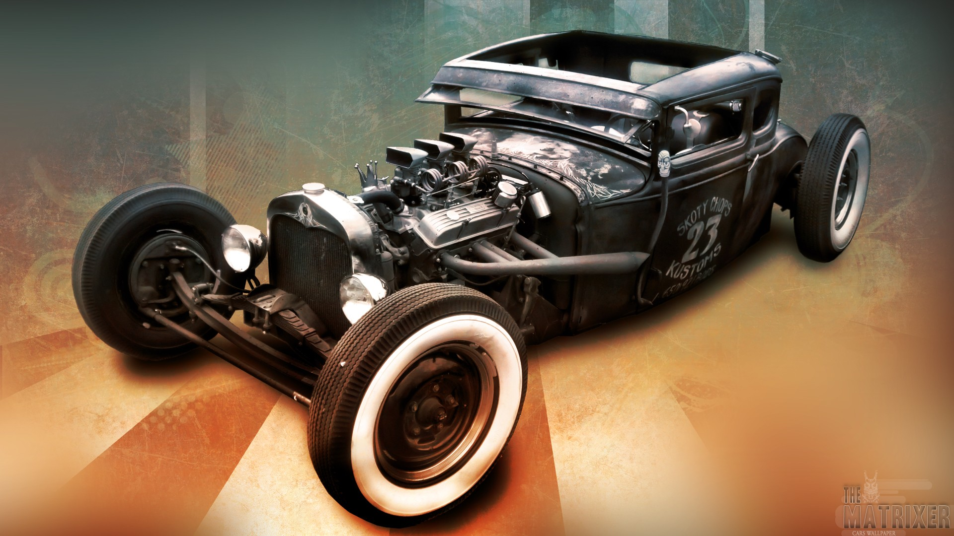 Old Ford Car Wallpapers