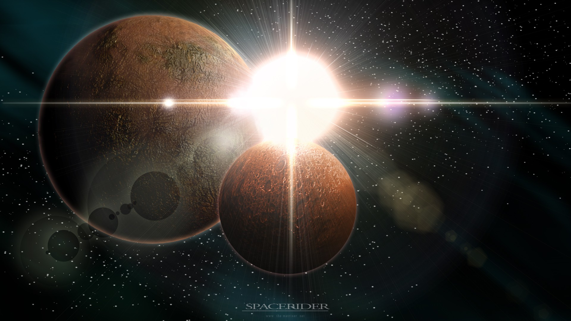 The Matrixer Wallpaper Download Space Weltraum Weltall Universe