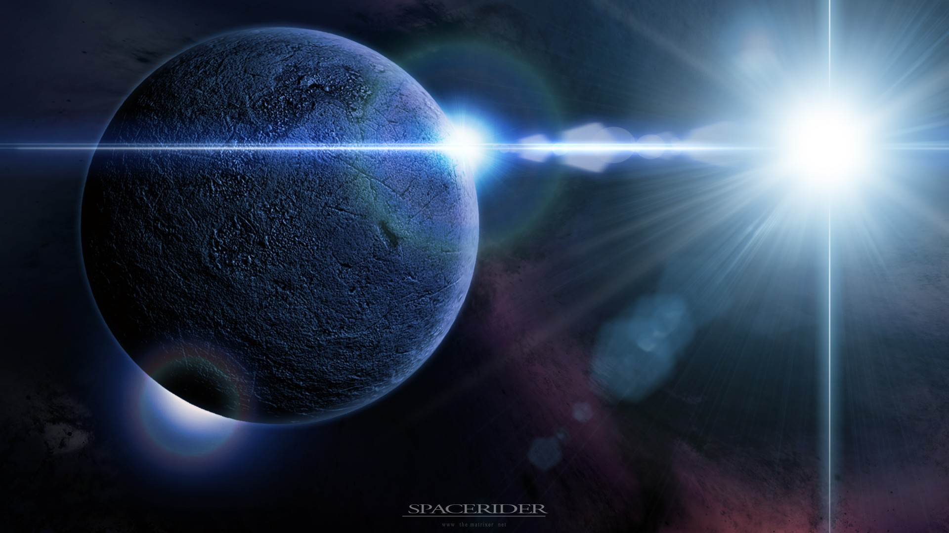 The Matrixer Wallpaper Download Space Weltraum Weltall