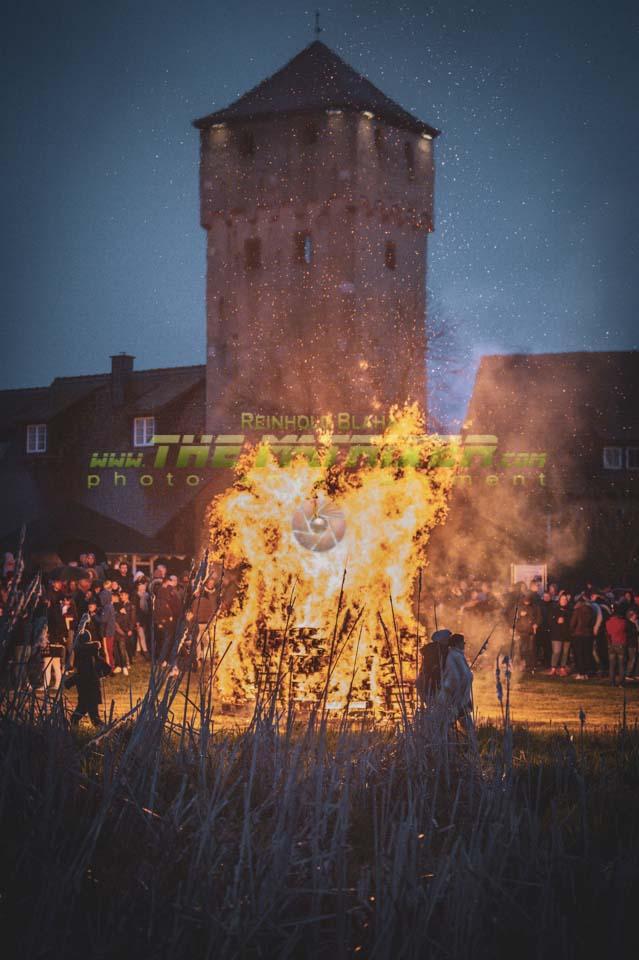 Feuerwerk Hessen